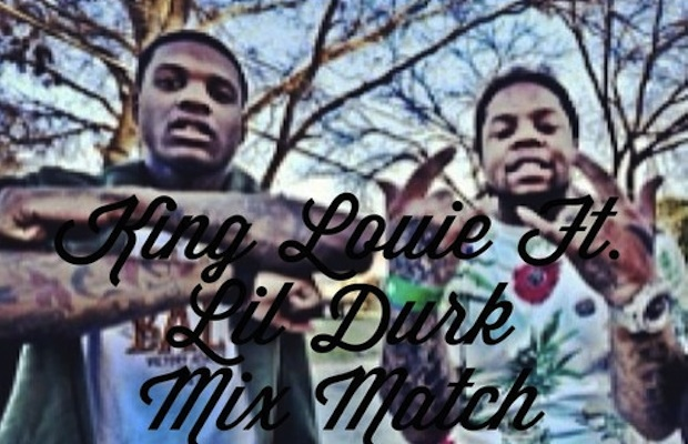 King Louie - Mix Match Designer ft. Lil Durk