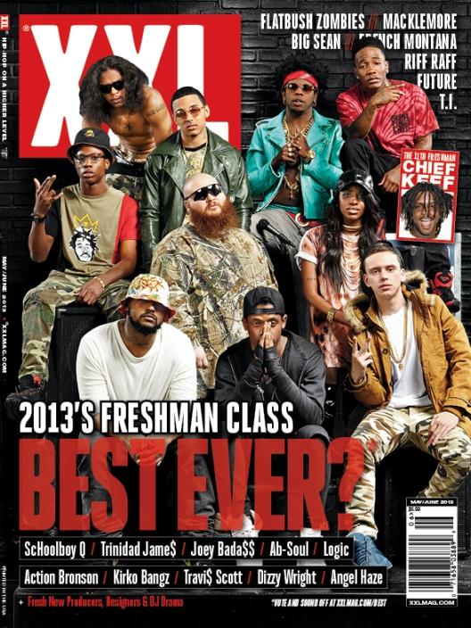 XXL Freshman Top 10 - 2013 Class