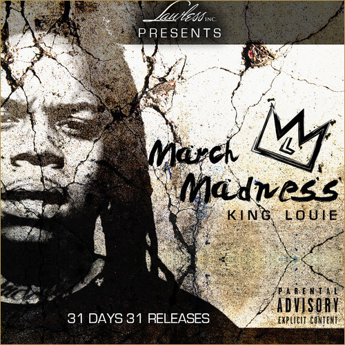 King Louie - Goldie Wit Da Pimpin (Remix)
