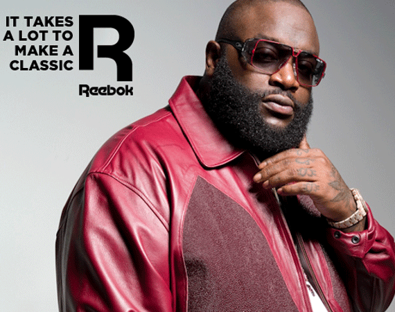 Rick Ross Releases a Statement After Being Dropped By Reebook